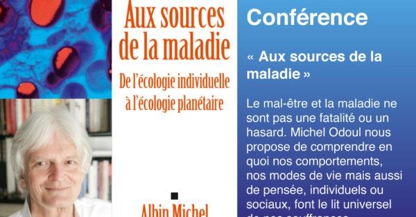 Conférence de Michel Odoul…